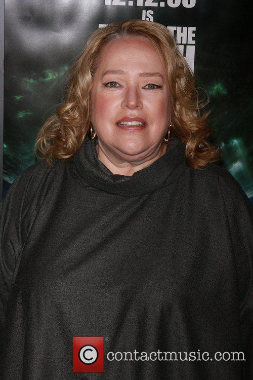 Kathy Bates New York Premiere of 'The Day...