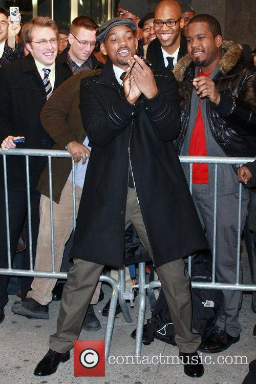 Will Smith New York Premiere of 'The Day...