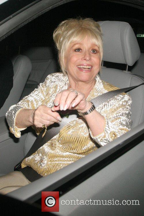 Barbara Windsor The Eastenders charity night at the...