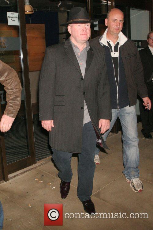 Steve McFadden The Eastenders charity night at the...