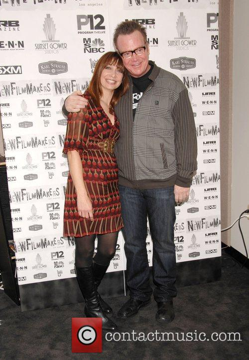 Ileana Douglas and Tom Arnold screening of '...