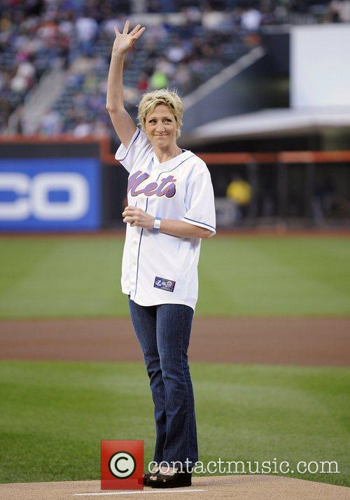 Actress and Brooklyn native Edie Falco  threw...
