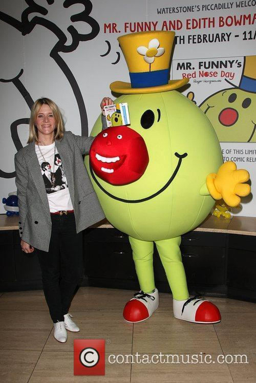 Edith Bowman  Mr Funny's Red Nose Day...