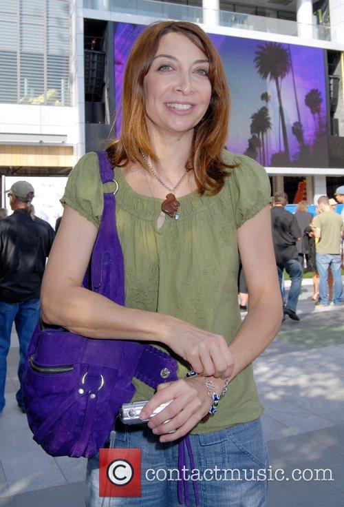 Illeana Douglas 'All Tribes Unite' at the Elevate...