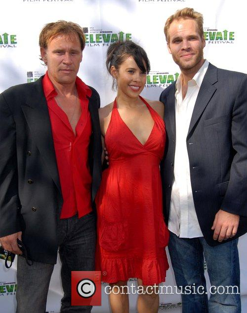 Mark Harris, Carmen Perez and guest 'All Tribes...