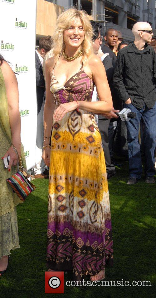 Marla Maples 'All Tribes Unite' at the Elevate...