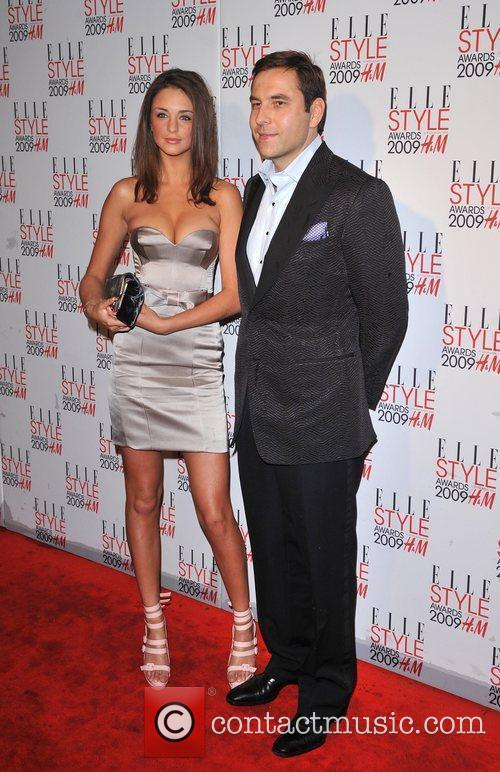 Guest and David Walliams Elle Style Awards held...