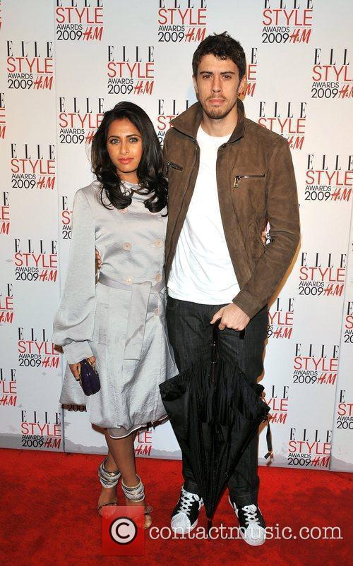 Guest and Toby Kebbell Elle Style Awards held...