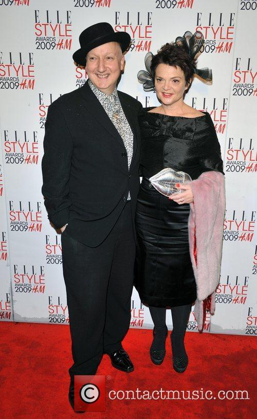 Guest, Lulu Guinness Elle Style Awards held at...