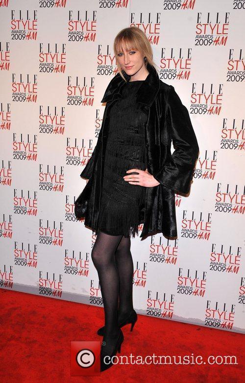 Jade Parfitt Elle Style Awards held at Big...