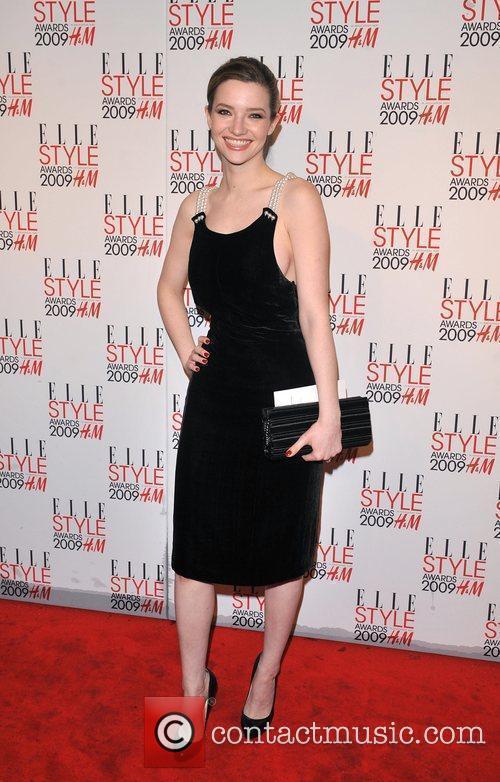 Talulah Riley Elle Style Awards held at Big...