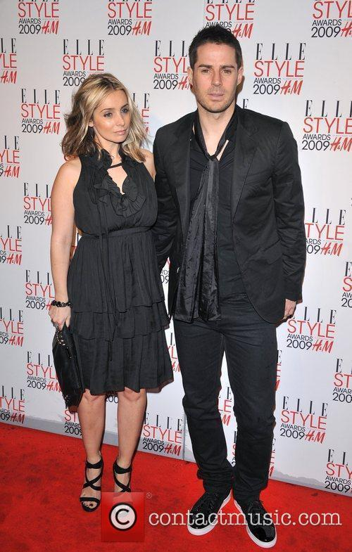 Louise and Jamie Redknapp Elle Style Awards held...