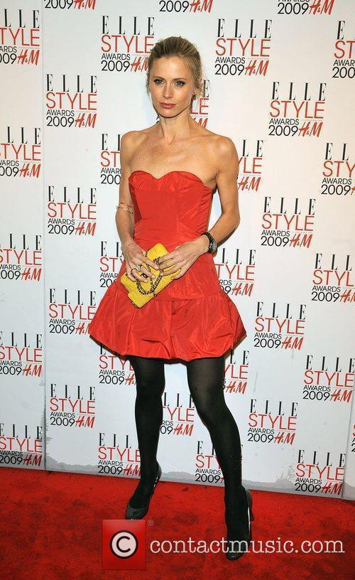 Laura Bailey Elle Style Awards held at Big...