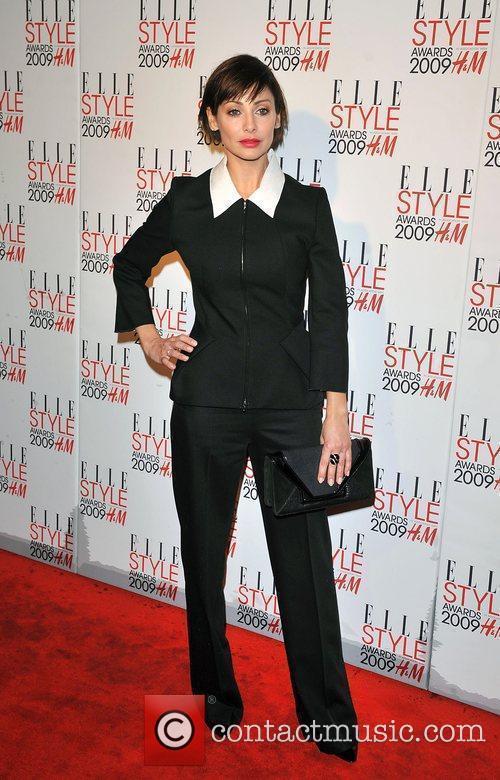 Natalie Imbruglia Elle Style Awards held at Big...