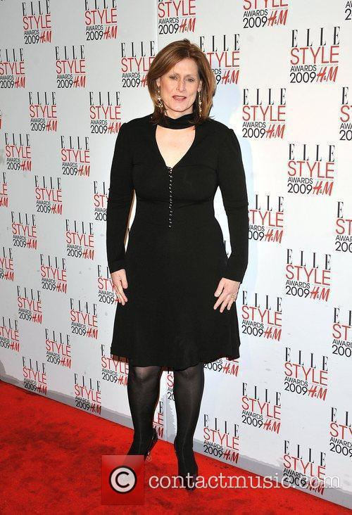 Sarah Brown Elle Style Awards held at Big...