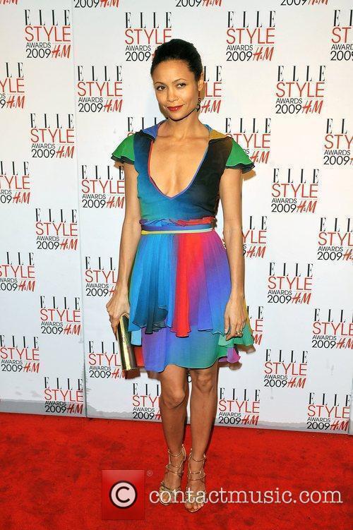 Thandie Newton Elle Style Awards held at Big...