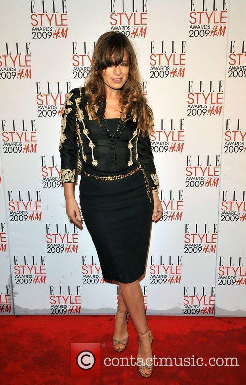 Jade Jagger Elle Style Awards held at Big...