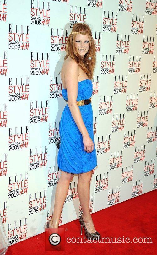 Olivia Inge Elle Style Awards held at Big...