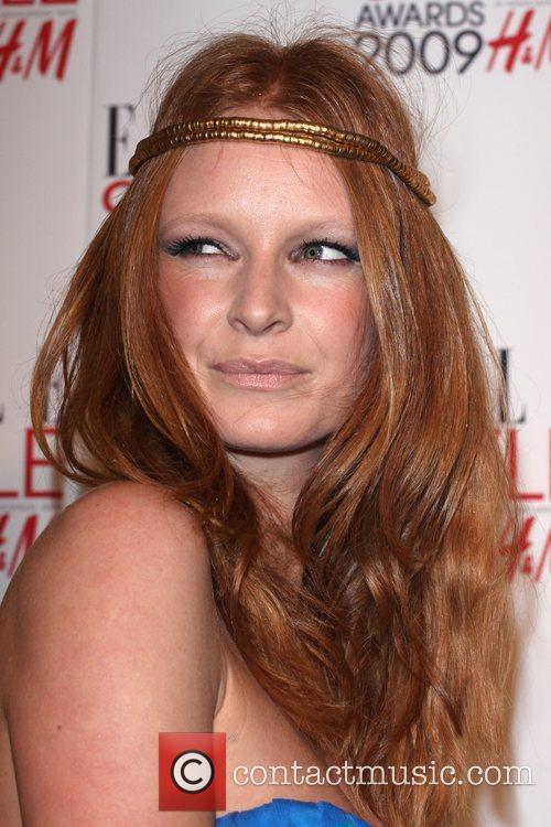Alexia Inge Elle Style Awards held at Big...
