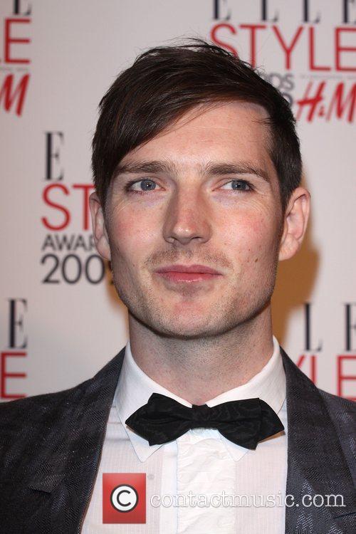 Dan Gillespie-Sells of The Feeling Elle Style Awards...