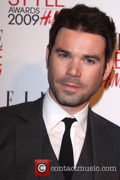 Dave Berry Elle Style Awards held at Big...