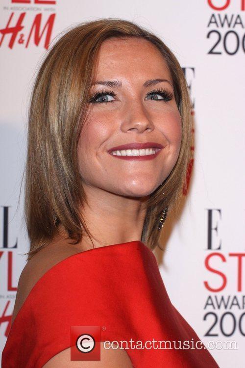 Heidi Range Elle Style Awards held at Big...