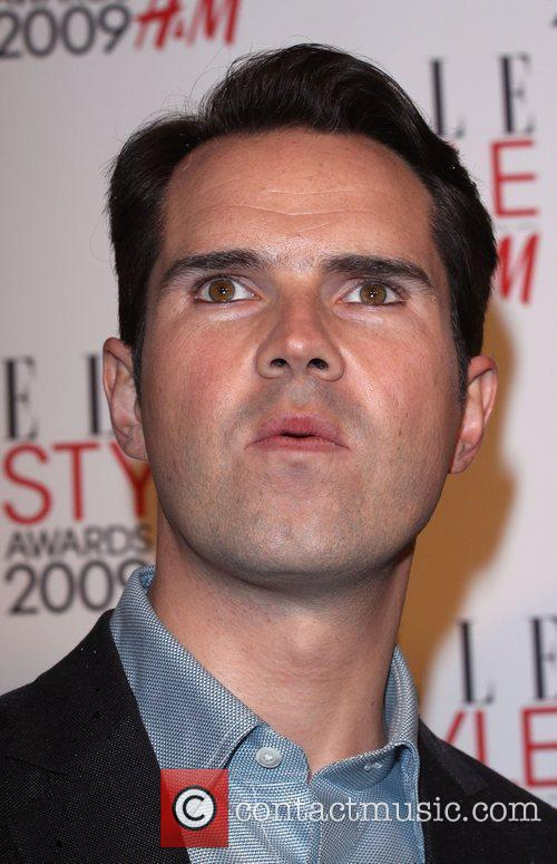 Jimmy Carr Elle Style Awards held at Big...