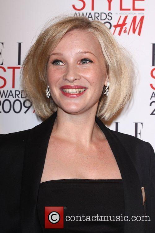Joanna Page Elle Style Awards held at Big...