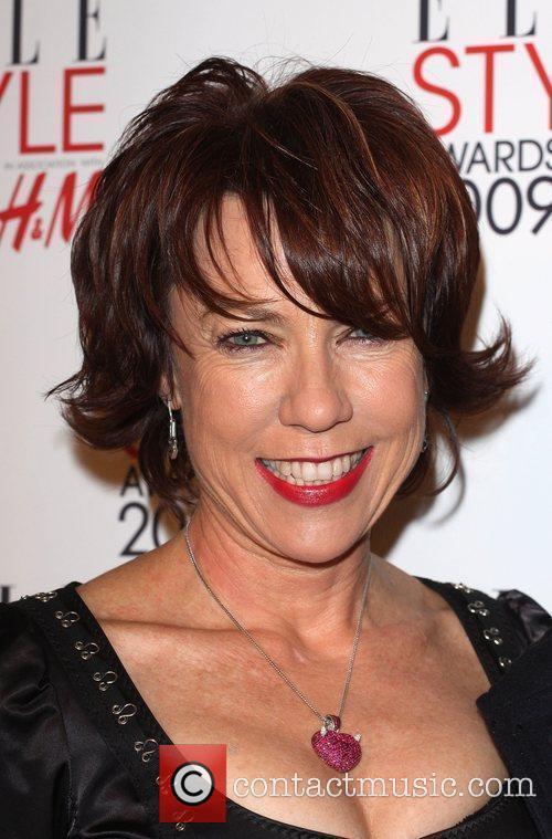 Kathy Lette Elle Style Awards held at Big...