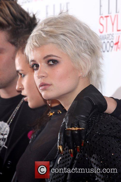 Pixie Geldof Elle Style Awards held at Big...