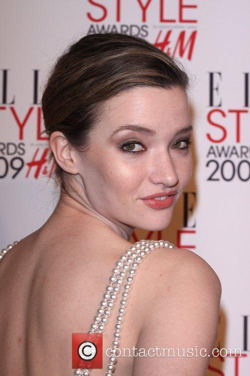 Tallulah Riley Elle Style Awards held at Big...