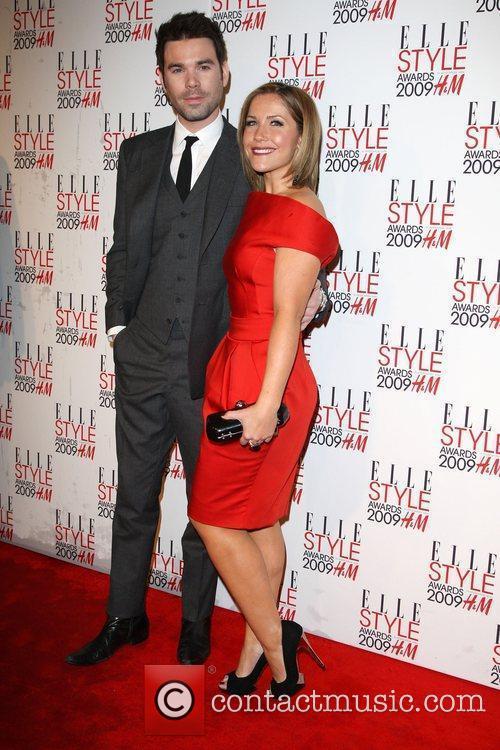 Dave Berry and Heidi Range Elle Style Awards...