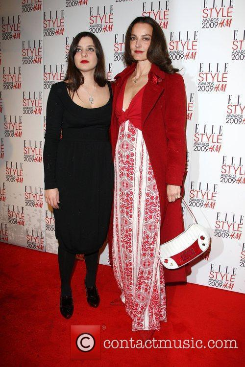 Guests Elle Style Awards held at Big Sky...