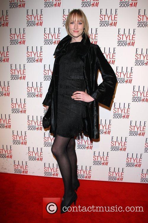 Jade Parifitt Elle Style Awards held at Big...