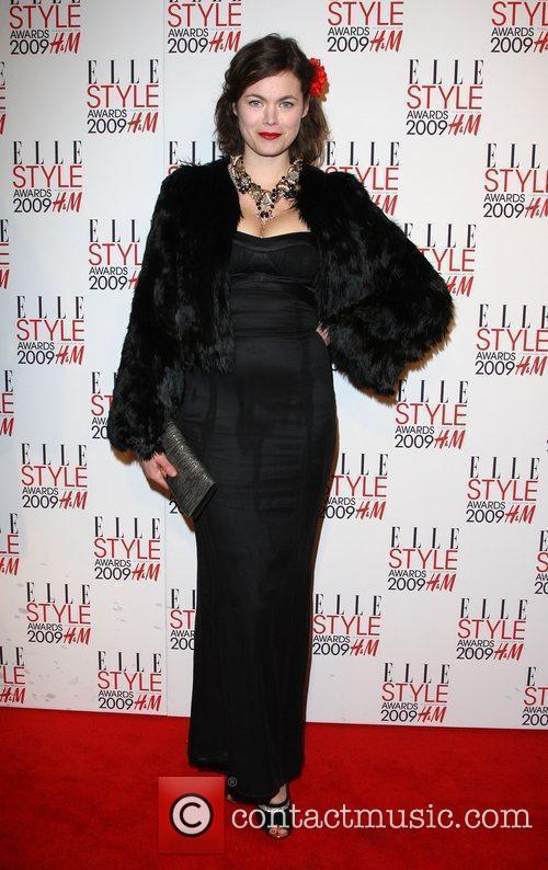 Jasmine Guinness Elle Style Awards held at Big...