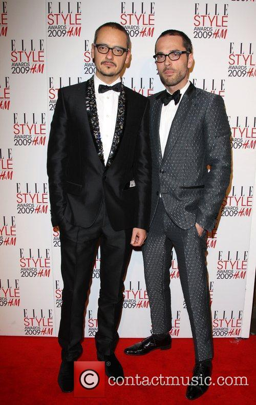 Viktor and Rolf Elle Style Awards held at...