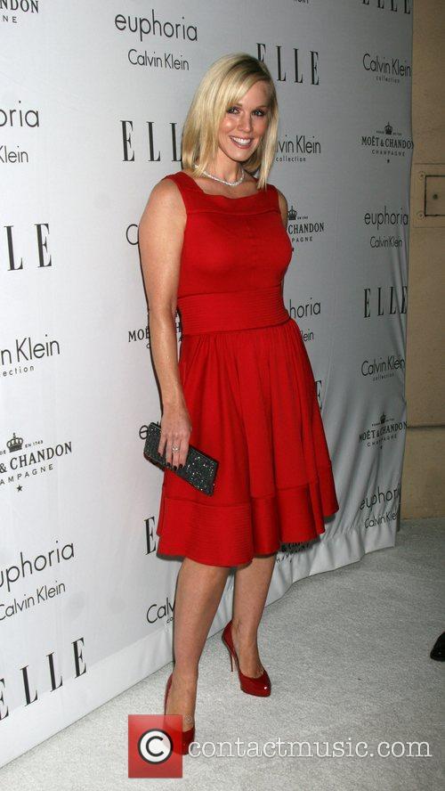 Jennie Garth  Elle's Women in Hollywood event...