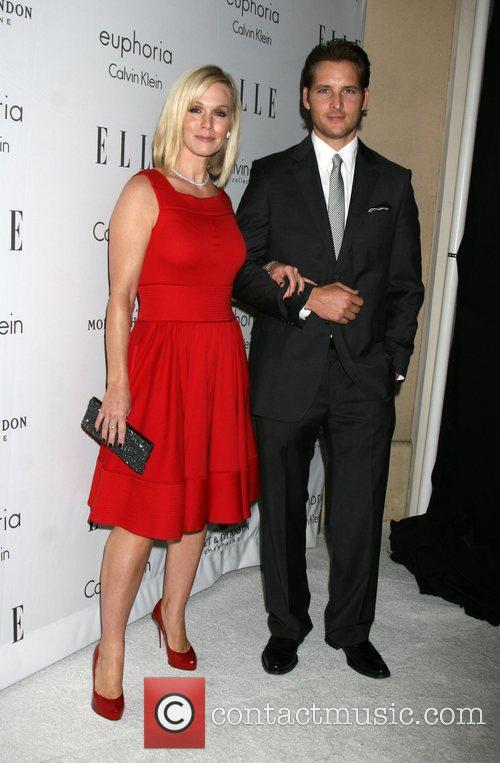Jennie Garth and Peter Facinelli Elle's Women in...