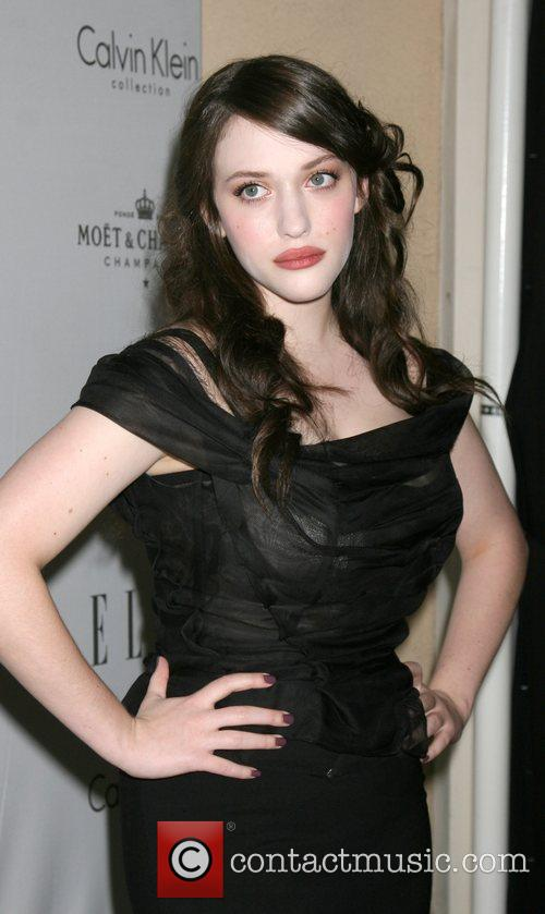 Kat Dennings Elle's Women in Hollywood event at...