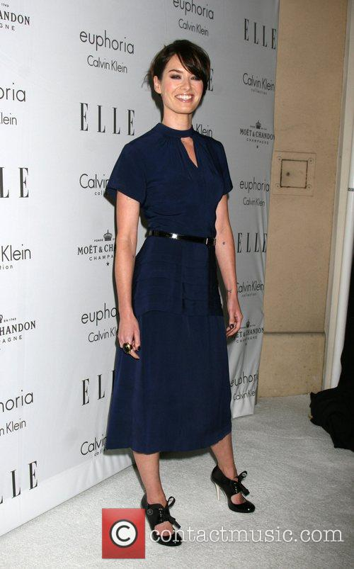Elle's Women in Hollywood event at the Four...
