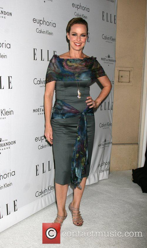 Melora Hardin Elle's Women in Hollywood event at...