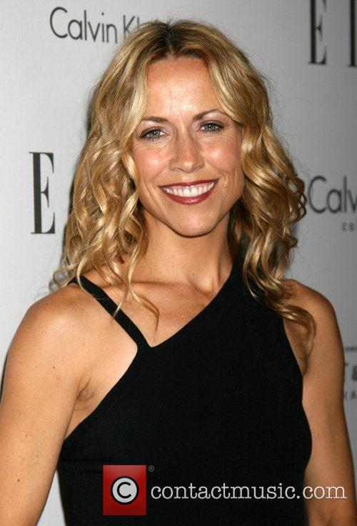 Sheryl Crow Elle's Women in Hollywood event at...