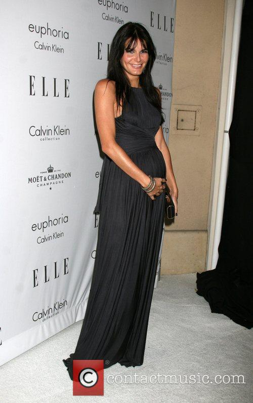 Angie Harmon Elle's Women in Hollywood event at...