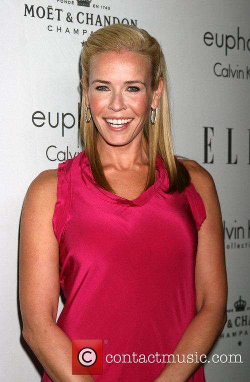 Chelsea Handler Elle's Women in Hollywood event at...