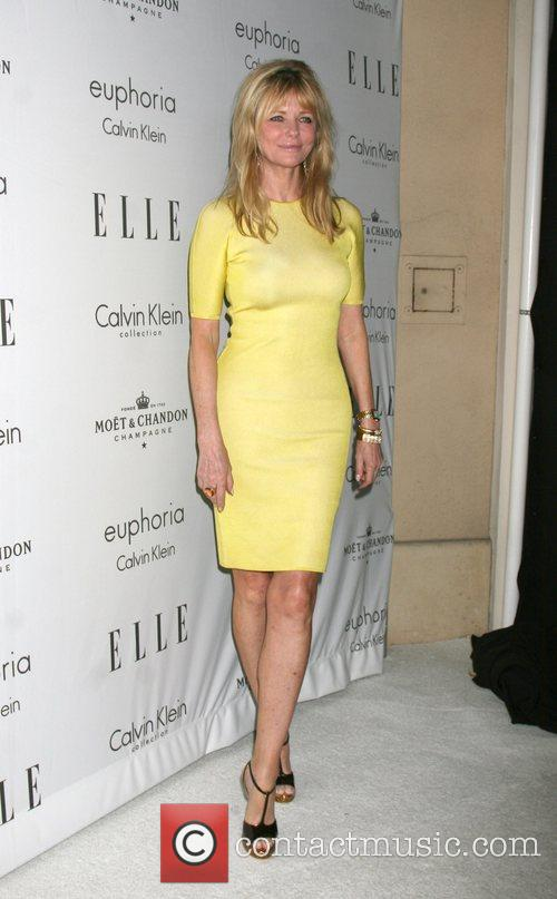Cheryl Tiegs  Elle's Women in Hollywood event...
