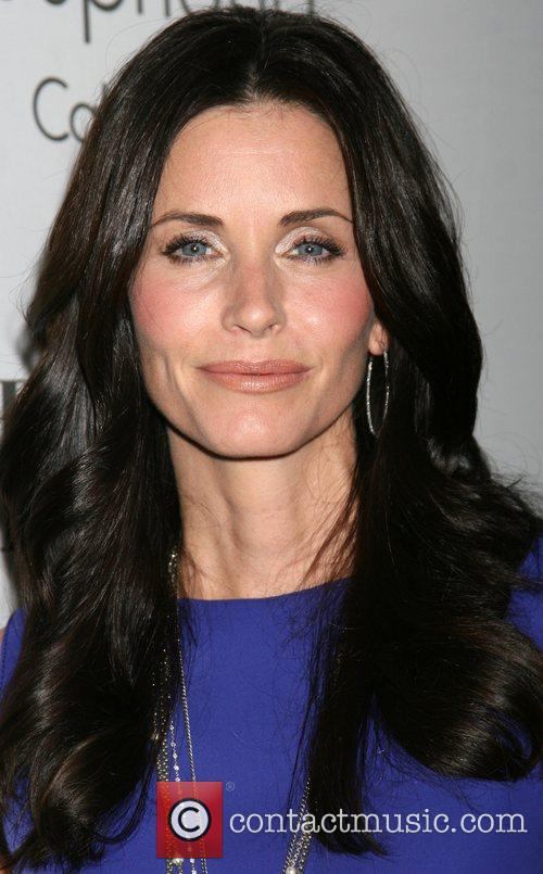 Courteney Cox Elle's Women in Hollywood event at...