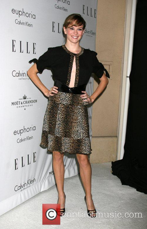 Danielle Panabaker Elle's Women in Hollywood event at...