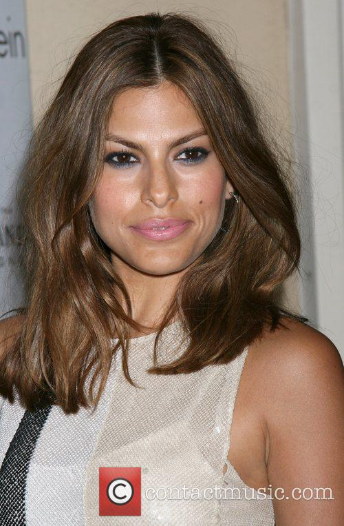 Eva Mendes Elle's Women in Hollywood event at...