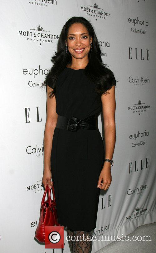Gina Torres Elle's Women in Hollywood event at...