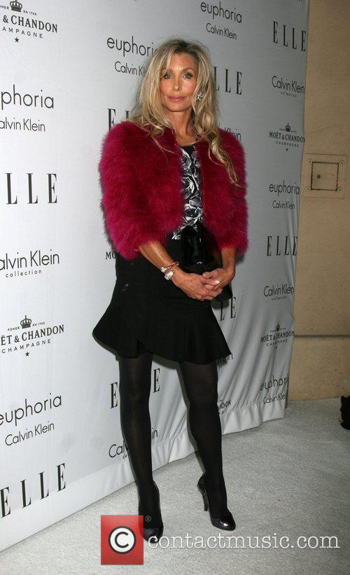 Heather Thomas Elle's Women in Hollywood event at...